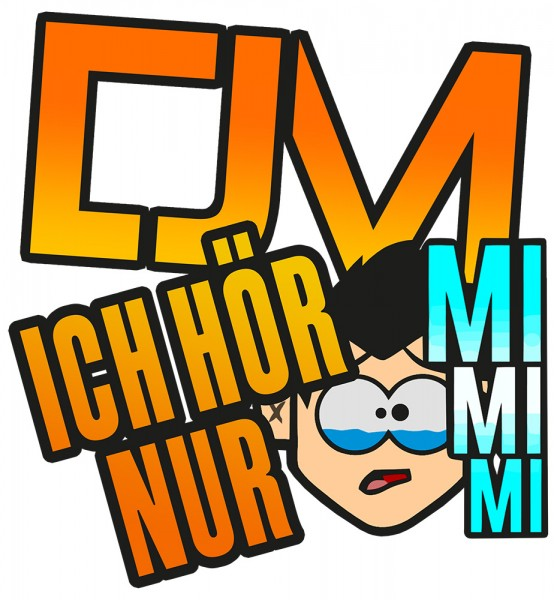 Ich hör nur MiMiMi - DJ_Michii - weiß