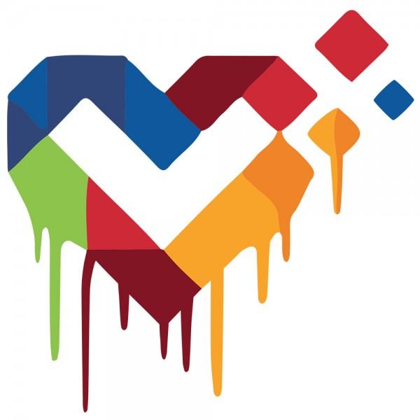 Colorful - LiveforLifeTV - weiß