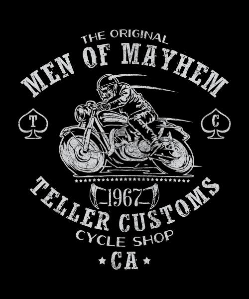 Teller Customs
