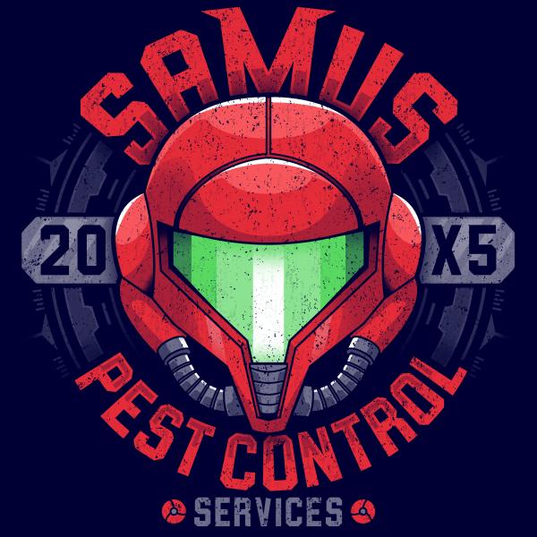 Samus Pest Control