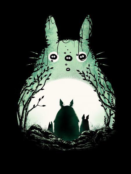 Ghibliki Totoro