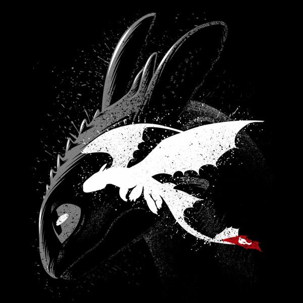 Inking Dragon Fury