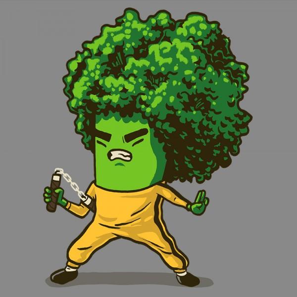 BroccoLEE Yellow