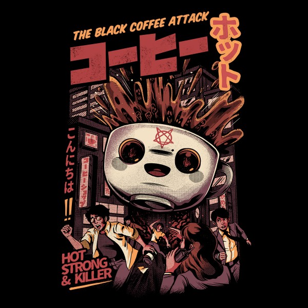 Black Coffee Kaiju
