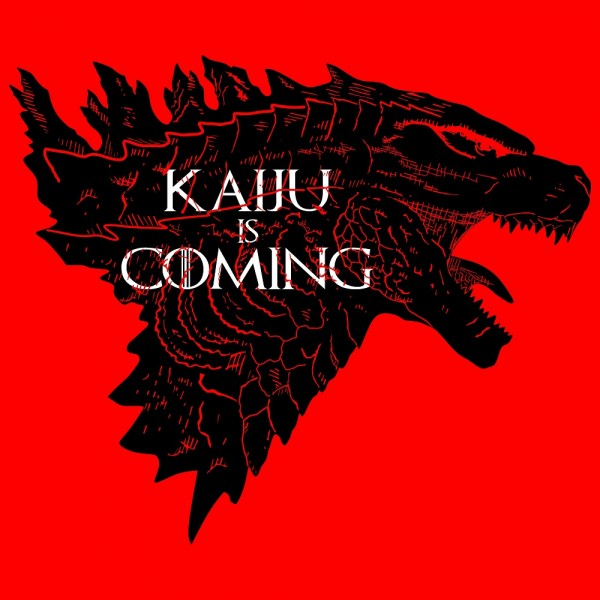Kaiju Is Coming