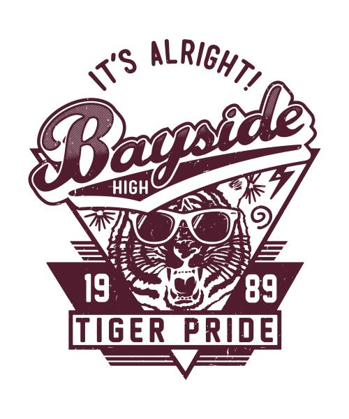 Bayside Tiger Pride