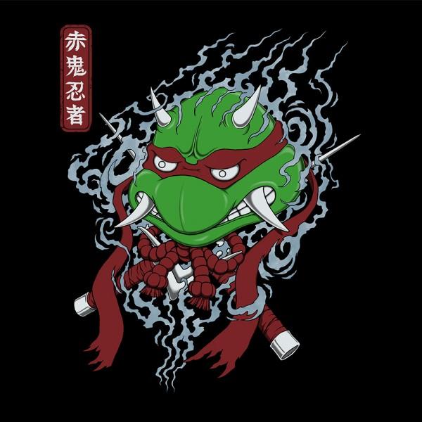 Red Oni Ninja