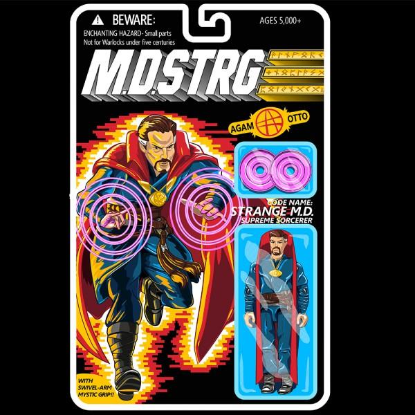 Doc Strange Toy