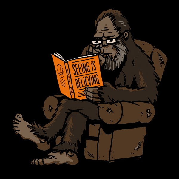 BigFoot Reading Book
