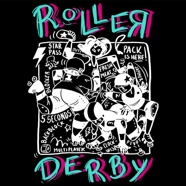 Roller Derby Chaos