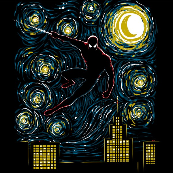 Starry Spider