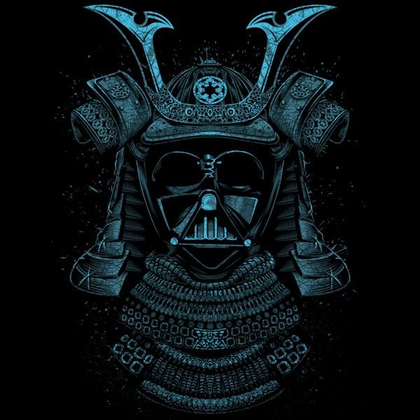 Darth Blue Samurai