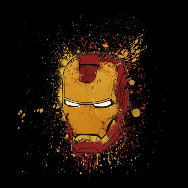 Iron Painting