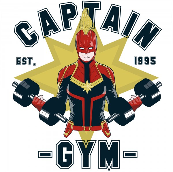 Captain Gym