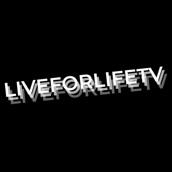 LiveforLifeTV - schwarz