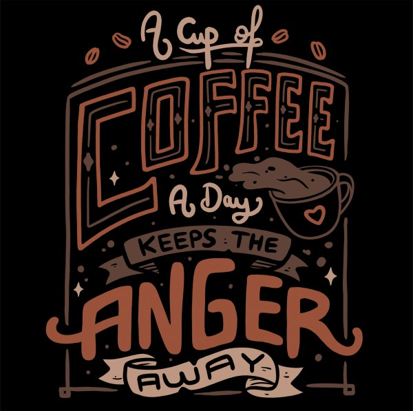 A cup of coffee a day