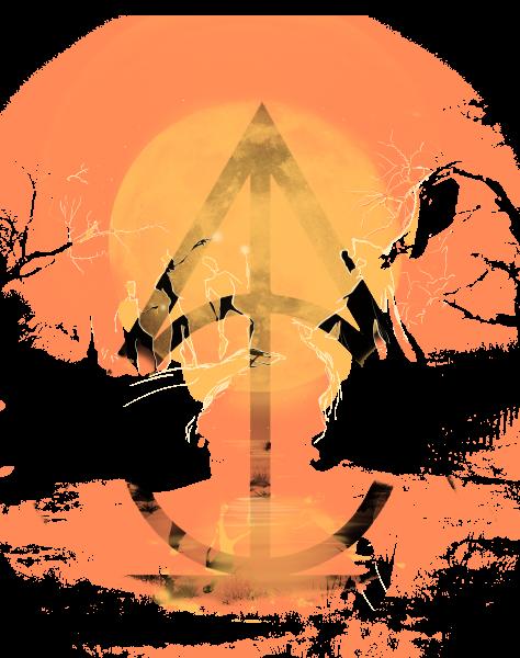 Hallows in Moonlight