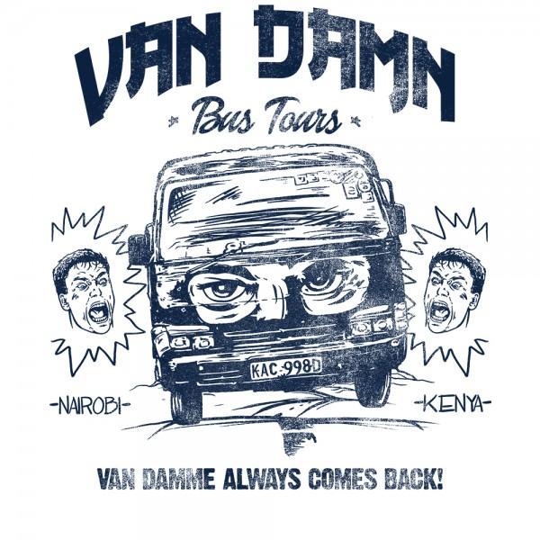 Van Damn Bus Tours