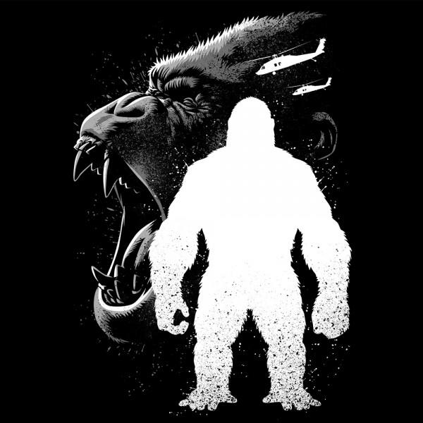 Inking Kong