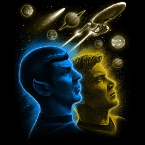 Kirk Spock