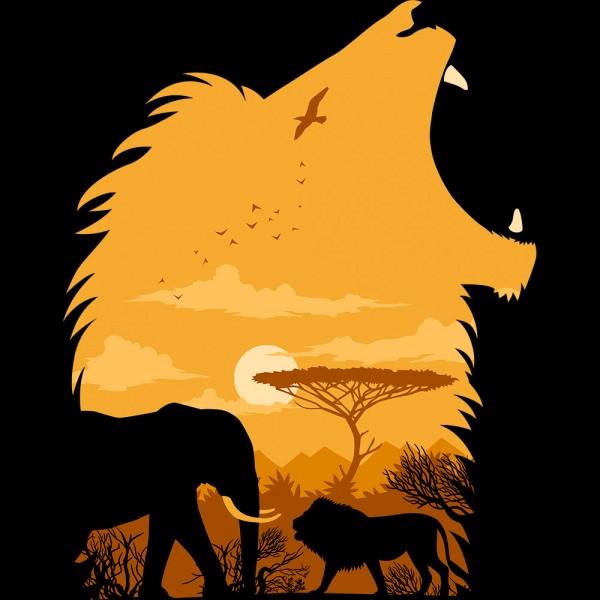 Leon En Africa