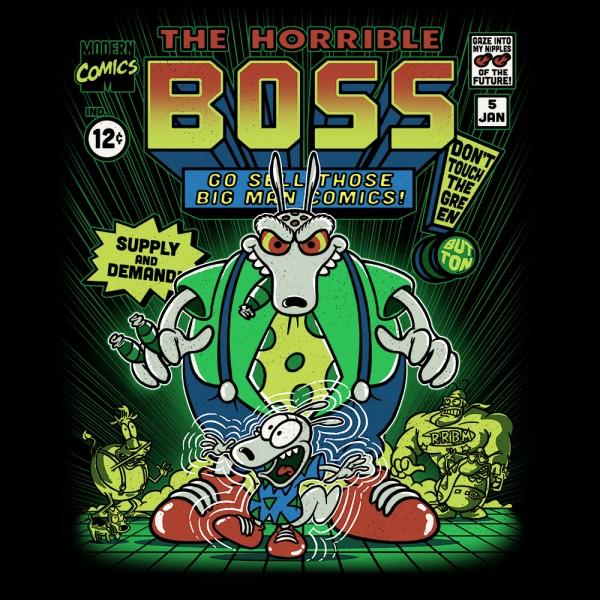 The Horrible Boss