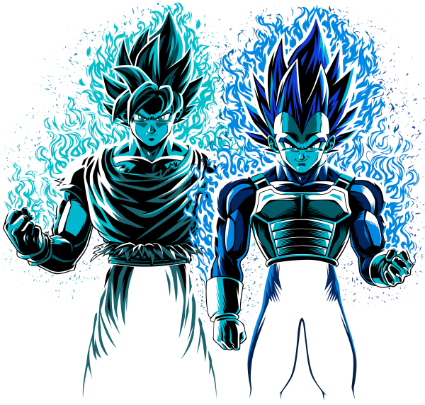 Super Blue warriors