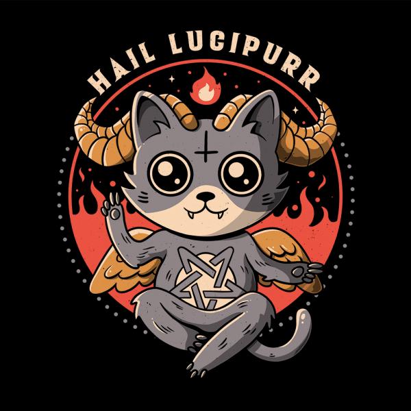 Hail Lucipurr