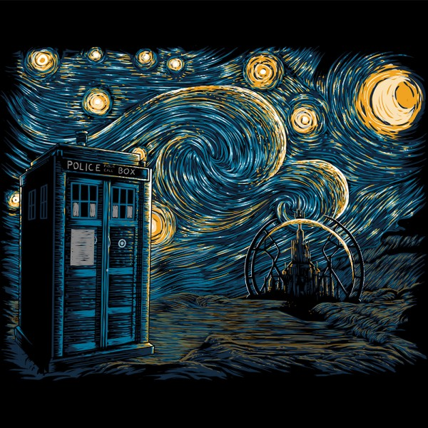 Starry Gallifrey