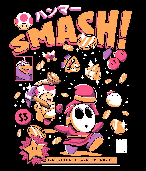 Captain Smash