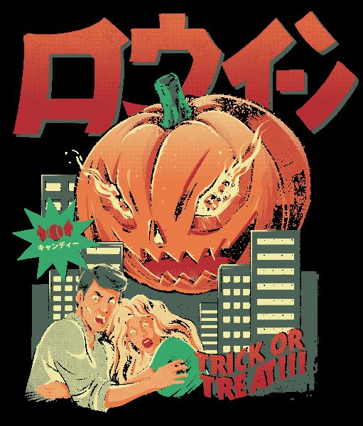 Pumpkiller Kaiju