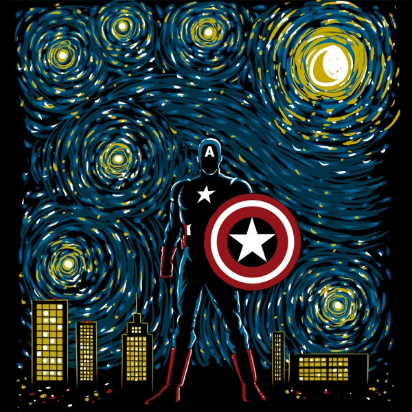 Starry Soldier