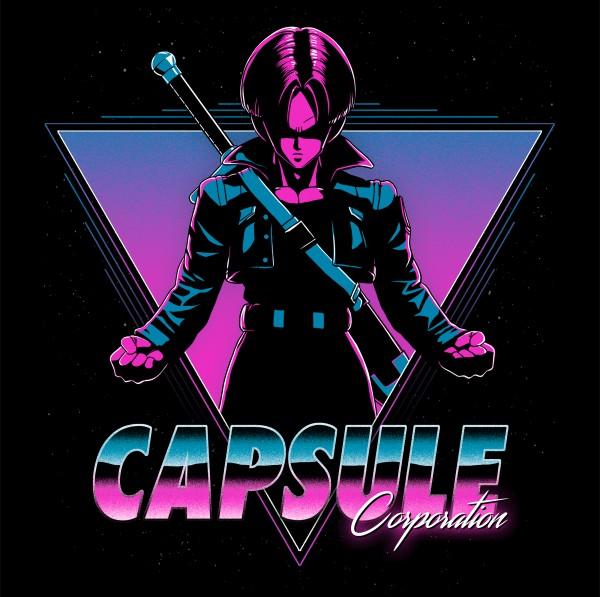 Capsule Corp V2