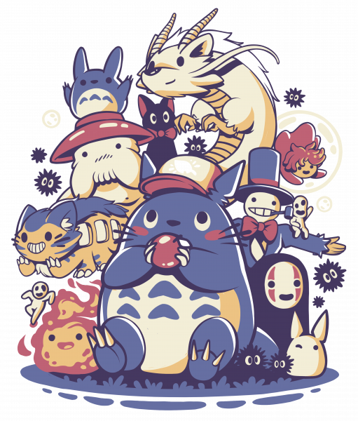 Creature Spirits and Friends