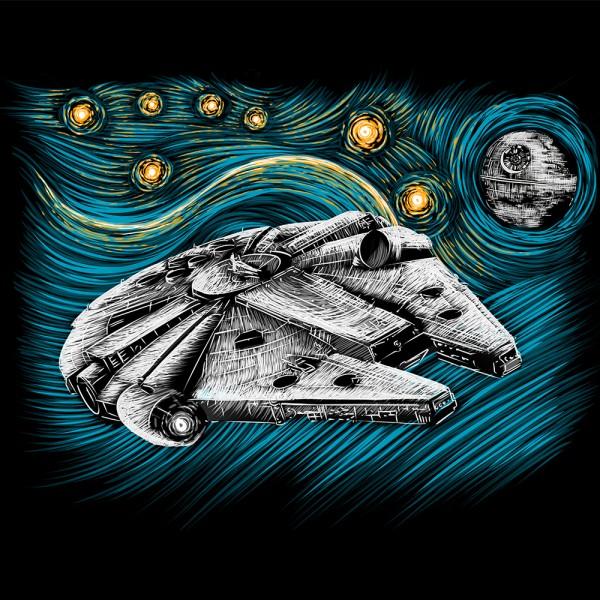 Starry Falcon