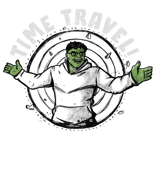 Hulk Time Travel