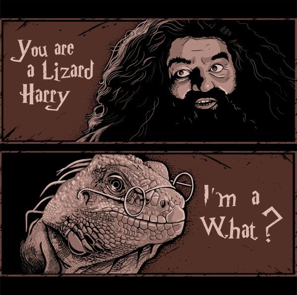 Lizard Harry