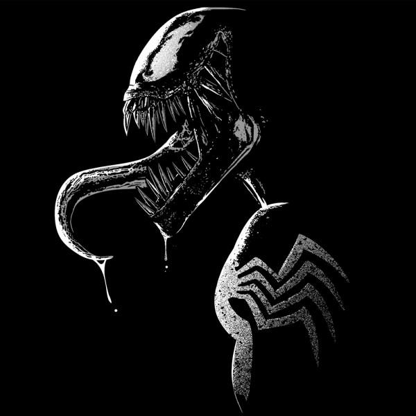 Inking Spider