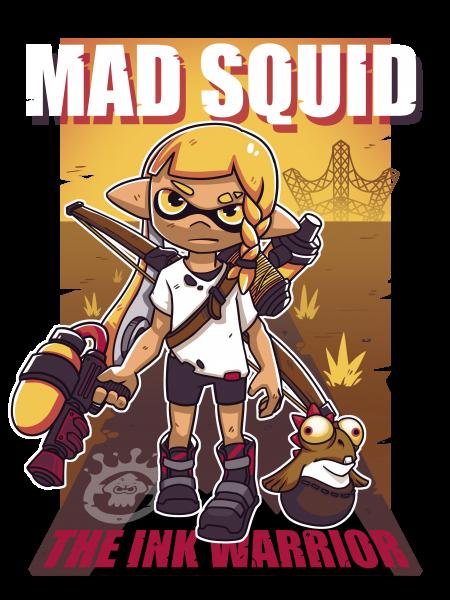 Mad Squid