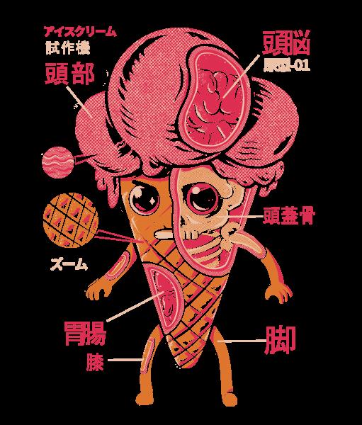 Kaiju Ice Cream