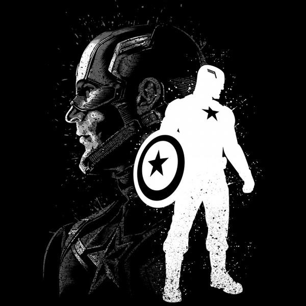 Inking Captain