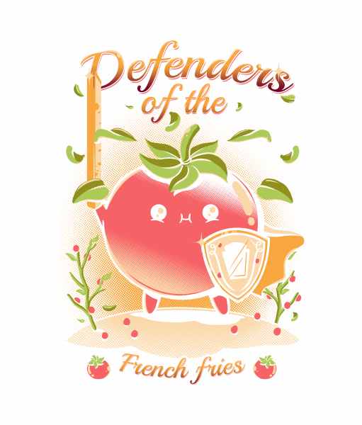 Defenders of the french fries