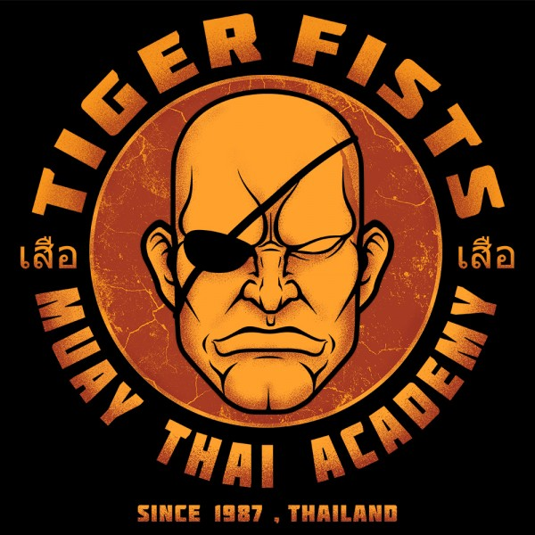 Tiger Fists Muay Thai