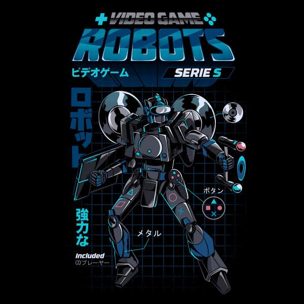 Console Robot S