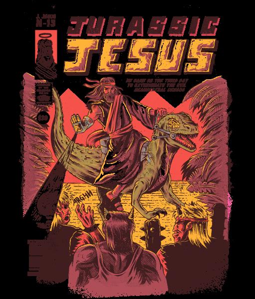 Jurassic Jesus