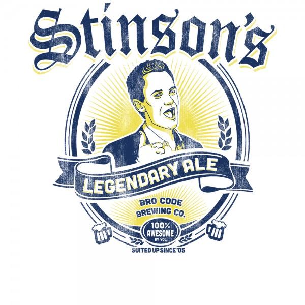 Stinsons Legendary Ale