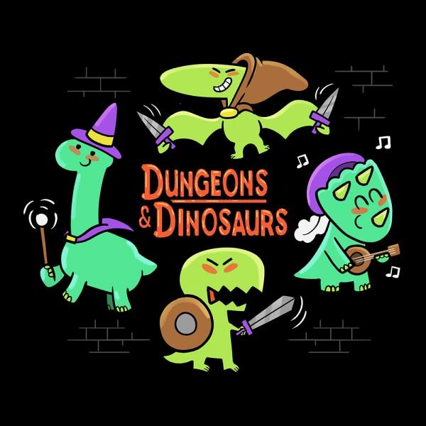 Dinos & Dinos