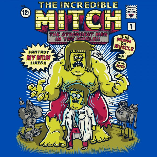 The Incredible Mitch