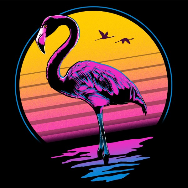 Rad Flamingo
