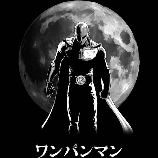 One Punch Hero - Moon